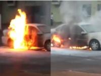 Incêndio foi registrado na Hayel Bon Faker - Crédito: Ligado na Redação