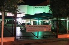 MPT intensifica campanha Abril Verde em ruas da capital e no interior de MS