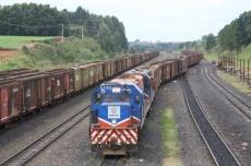 Projeto para ferrovia entre Dourados e PR é entregue à análise de gigante logístico