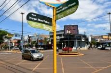 Cruzamento entre avenidas deve ganhar semáforo com sinais sonoros