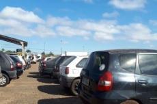 Detran inicia leilão de veículos apreendidos em Dourados na próxima semana