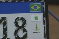 Placa do Mercosul não será exigida em caso de troca de município