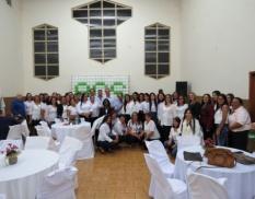 Agentes de saúde de Itaporã celebram 20 anos de atividade