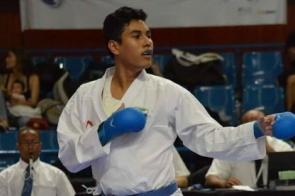 Atleta de MS garante vaga na seleção brasileira de karatê pelo 5º ano consecutivo