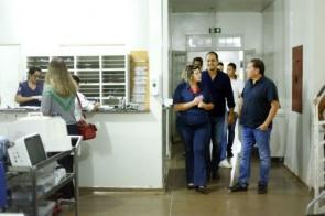 Emenda do Deputado Gerson Claro garante sala de parto humanizado a gestantes
