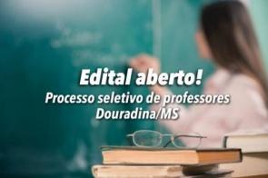 Prefeitura de Douradina abre processo seletivo para contratação de professores