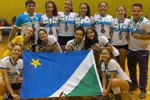MS jogará a elite do Campeonato Brasileiro de Seleções de Voleibol sub-18 feminino em 2021