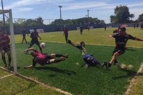 Abertura da 3ª Copa Abevê de Futebol Suíço é marcada por equilíbrio