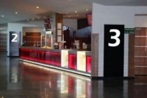 Por causa do coronavírus, exibições de filmes no cinema de Dourados são suspensas temporariamente