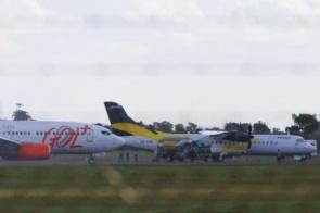 Companhia aérea cancela pousos e decolagens em Dourados até domingo