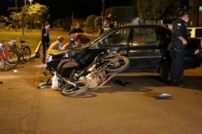 Adolescente morre durante acidente na 1ª noite com toque de recolher em Sidrolândia