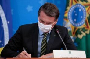 Bolsonaro cria MP que permite suspender trabalho por 4 meses