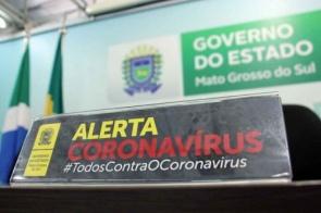 Casos confirmados de coronavírus sobem para 24 e há 38 suspeitos em MS