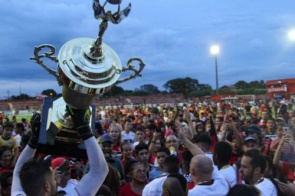 Vice-líder da 1ª fase do Estadual só foi campeão três vezes