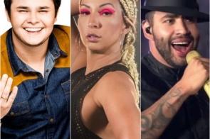 Gusttavo Lima, Matheus & Kauan, Valesca Popozuda e mais shows para ver de casa