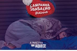 Campanha do Agasalho Abevê espera arrecadar 38 mil peças de roupa