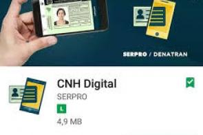 CNH Digital emitida a partir do dia 13 pode ser baixada em app sem documento físico