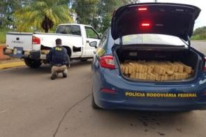 Idoso é detido em Minas Gerais com maconha que saiu de MS