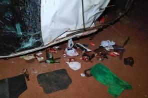 Capotamento deixa um morto e duas mulheres feridas na BR 267 em Maracaju