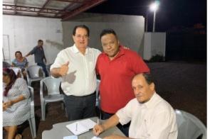 Tereno Reginaldo é consagrado pré-candidato a vereador em Itaporã pelo Democratas