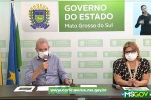 Coronavírus chega a 21 municípios em MS e casos 'estacionam' em 24h