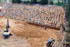 Brasil registra 474 mortes em 24 horas e já tem mais de 5 mil óbitos confirmados por Covid-19