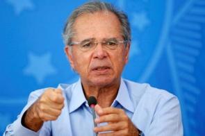 Guedes admite possibilidade de 'imprimir moeda' para conter crise