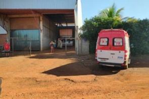 TRAGÉDIA: Criança de 6 anos morre ao cair em silo de grãos em Dourados