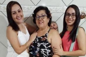 Filha douradense deixa mensagem para mãe que está no RJ com covid-19