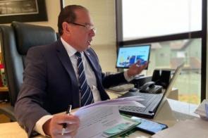 Governo confirma que enviará com urgência projeto do abono dos servidores à Assembleia