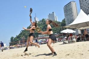 Federação de Beach Tennis abre inscrições para torneio virtual