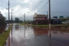 Dia mais chuvoso do ano teve quase 80% do volume esperado para maio