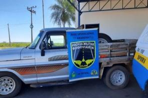 Jovens são presos tentando levar veículo furtado de São Paulo para Dourados