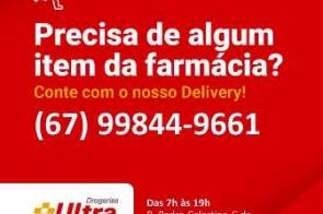 Farmácia Ultra Popular conta agora com serviço Delivery