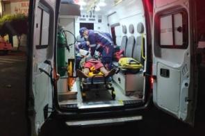 Jovem morre ao ser atropelado por moto na Marcelino Pires em Dourados