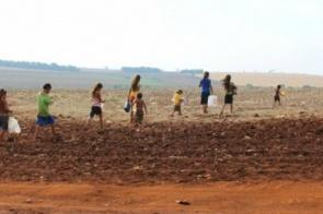 Crianças a partir de um ano estão entre os infectados pela Covid-19 na aldeia