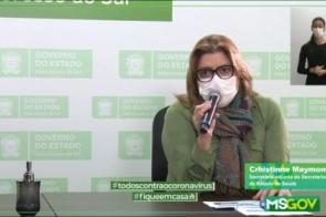 Com 858 casos confirmados, Saúde de MS pede que curados divulguem sobre a doença