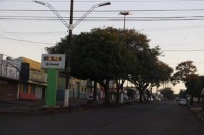 Cidades do interior tiveram geada e sensação de zero grau