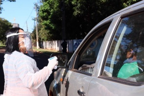 Com 100 testes por dia, Dourados chega a 220 casos de coronavírus