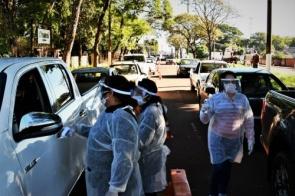 Estado alerta que Dourados deve ser cidade com mais casos de Covid-19 na próxima semana
