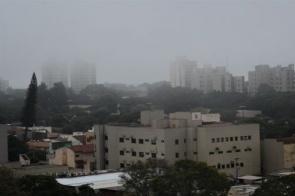 Junho começa com previsão de chuva e tempo fechado na primeira semana