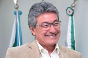 Secretário oficializa saída do governo para disputar eleições municipais