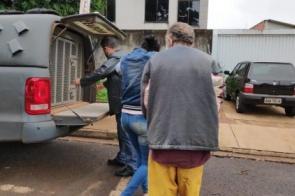 Casal é preso após entreposto da droga ser fechado em Dourados