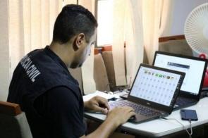 Polícia Civil identifica criação de perfil falso em rede social por estelionatários em MS