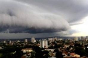 MS está em alerta para chuvas intensas e ventos de até 60 km/h