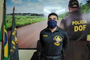 Novo comandante do DOF defende aparatos tecnológicos para enfrentar o tráfico