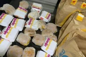 Menino de 5 anos gasta R$ 225 ao pedir hambúrgueres pelo celular da mãe: 'Arteiro'