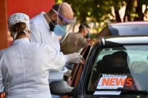 Dourados realizará 2 mil testes para Covid-19 por semana