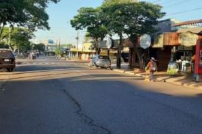 """Cidade vizinha de MS decreta situação de """"catástrofe econômica e social"""""""
