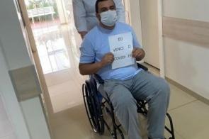 """Após 14 dias internado, médico é curado do covid-19 e diz """"muitos vão passar por isso"""""""